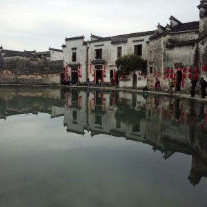 洪村旅游景点攻略图
