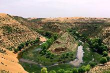 中国版的科罗拉多大峡谷—徒步穿越萨拉乌苏(春季版)