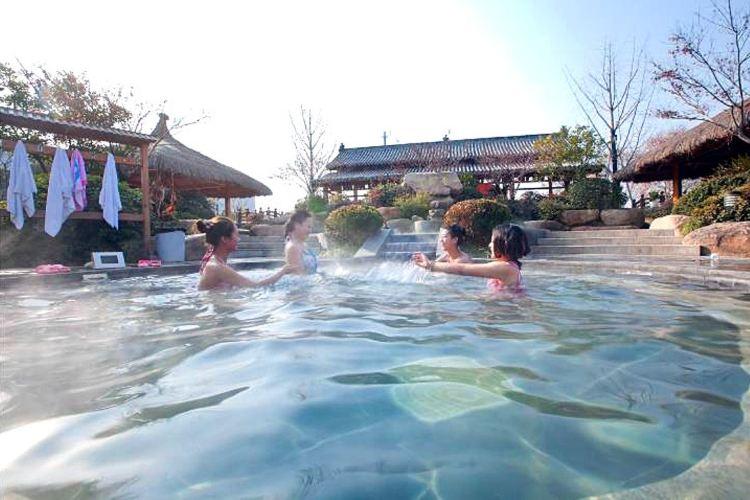 린안 퇀커우 물대 온천2
