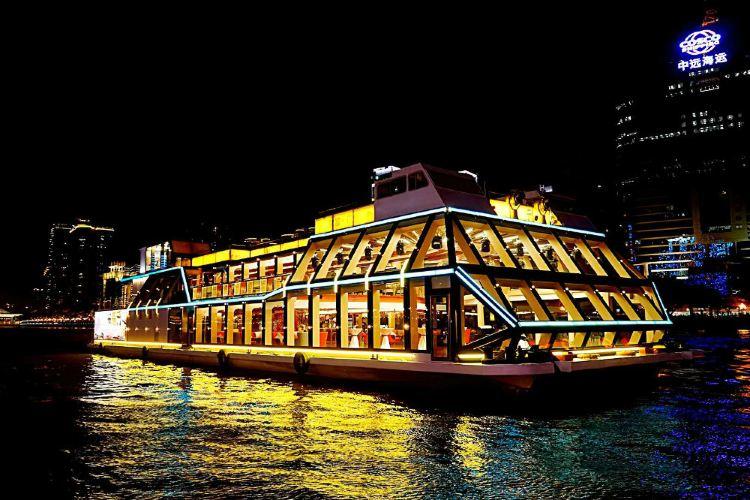 珠江夜遊天字碼頭3