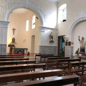圣方济各教堂旅游景点攻略图