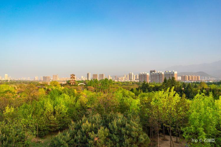Baoji Yuanlin Botanical Garden1