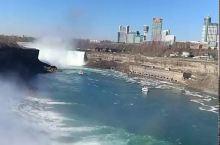 美国尼亚加拉大瀑布视频