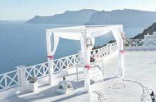 圣托里尼岛的浪漫之旅