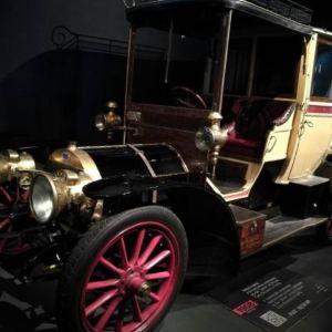 汽车博物馆旅游景点攻略图