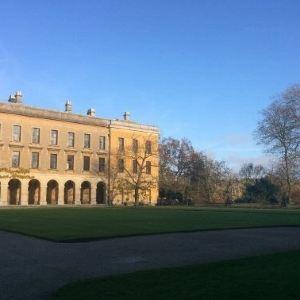 牛津新学院旅游景点攻略图