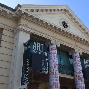 凯恩斯地区美术馆旅游景点攻略图