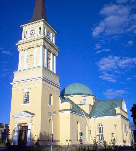 Oulu Cathedral2