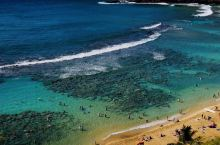 夏威夷,是我去过的几十个国家国家中最休闲度假的地方