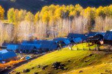 新疆偏北 l 撩人的异域秋色,就在9月的北疆喀纳斯