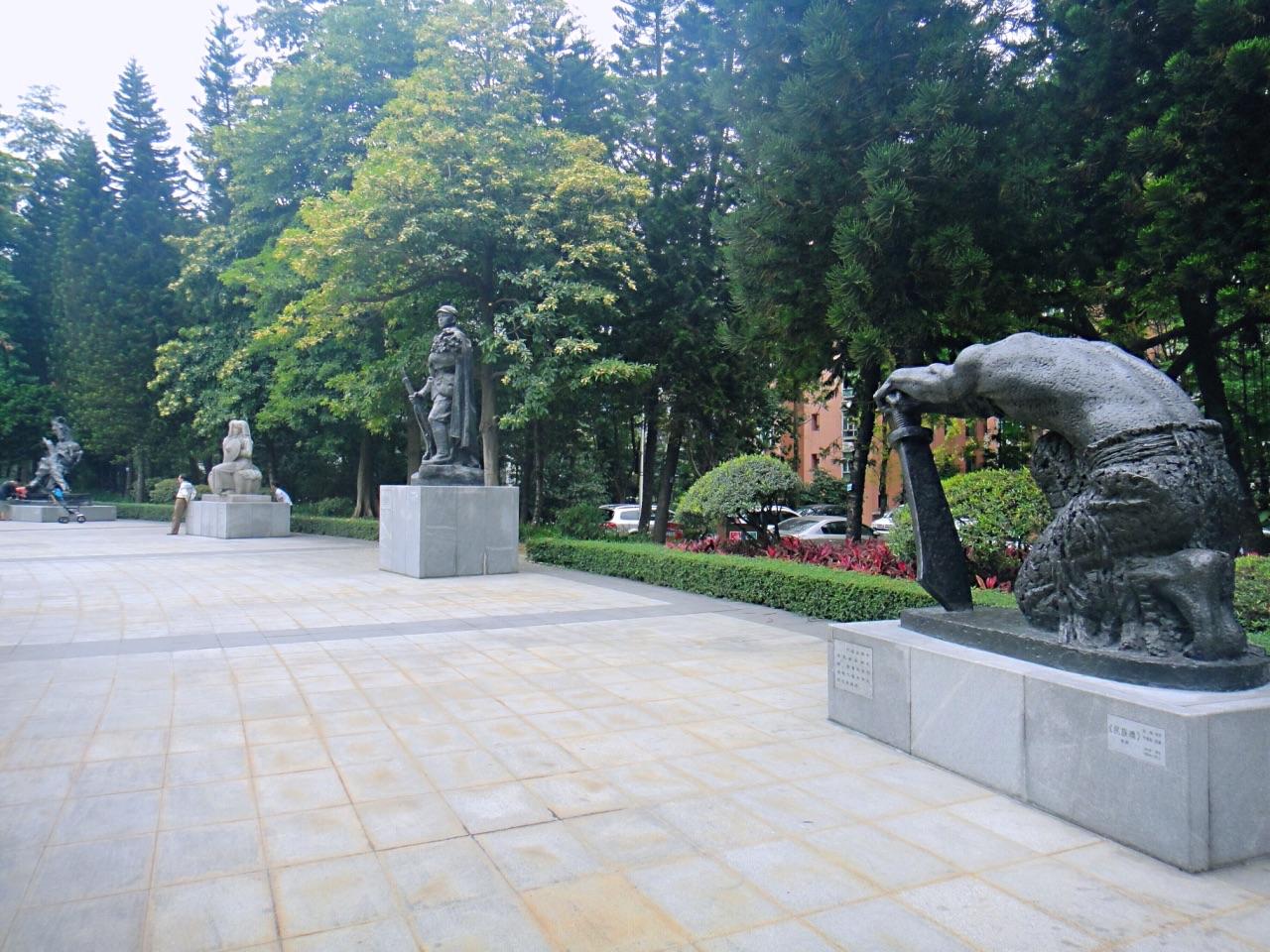 广州雕塑公园_广州雕塑公园攻略,广州雕塑公园门票/游玩攻略/地址/图片/门票 ...