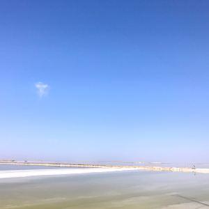 察尔汗盐湖旅游景点攻略图