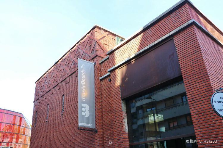 Bourdelle Museum3