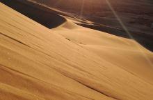 第一次体验沙漠的神奇,就沉醉于沙漠的魅力