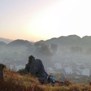 婺源石城枫红酒家旅游景点攻略图