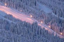 一下雪,挪威就仙儿了!