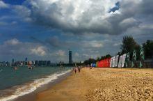 🇨🇳四季花园,海滩物语