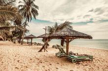 富国岛-白沙、白云,蓝天,蓝海