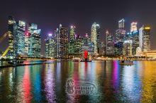 新加坡的奇美夜景