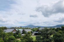 #网红打卡地# 京都二条城一游