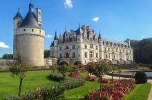 小仙女也想住的城堡,法国舍农索城堡