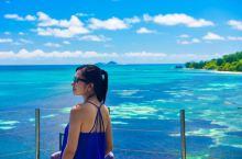 无敌270度的绝美印度洋海景酒店