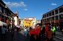 藏族人的圣路——拉萨八廊街