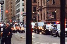 纽约偶遇联合国大会,各国大大悉数登场。