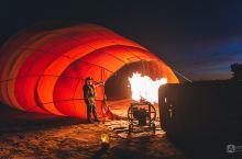 爱丽斯泉热气球,看一眼澳洲中部平原