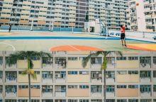 香港网红打卡地,ins大神必去的彩虹邨