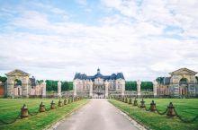欧洲最有影响力的历史建筑之一,巴黎沃子爵城堡