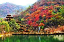 泉城七十二名泉的发源地——九如山瀑布群