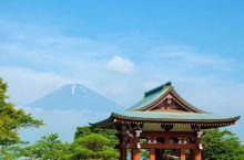 富士山,看见你的笑