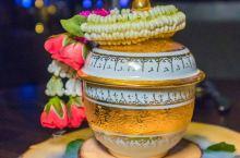 曼谷最浮夸的高端美食,每一道都像艺术品