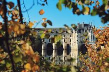 法国城堡群公认最美的的城堡
