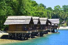 #神奇的酒店 达沃独岛私人奢华小木屋!