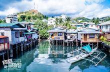 """菲律宾巴拉望探索水下世界首先任务""""定船"""""""