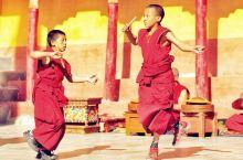 #向往的生活# 圣洁高原上尽情舞蹈