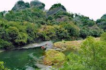 十八年后重游武夷山