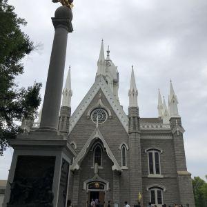 圣殿广场旅游景点攻略图