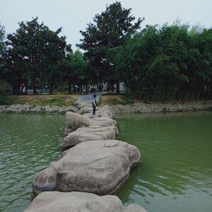 八里河风景区旅游景点攻略图