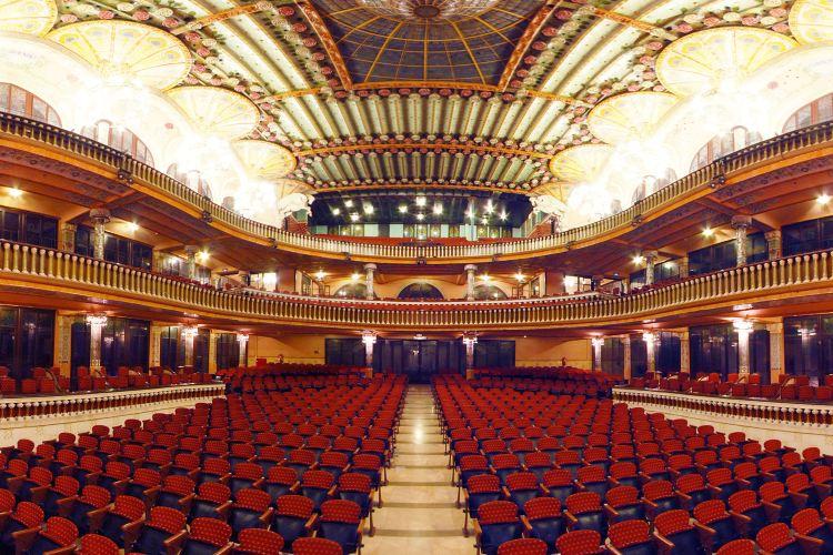 加泰羅尼亞音樂宮4