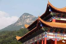 台山北峰山森林公园游记
