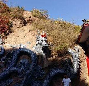 北普陀山旅游景点攻略图