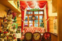 一年365天都能过圣诞节!没想到这个夏天,在这里跟圣诞树同框!