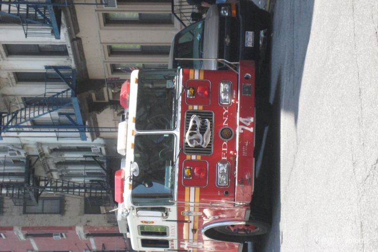 New York City Fire Museum3