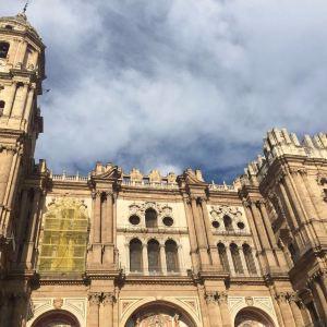 马拉加大教堂旅游景点攻略图