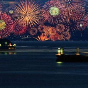 彦根·北琵琶湖花火大会旅游景点攻略图