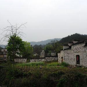 长冈岭古民居旅游景点攻略图