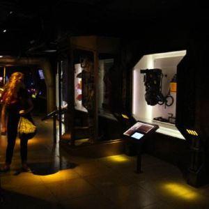 流行文化博物馆旅游景点攻略图